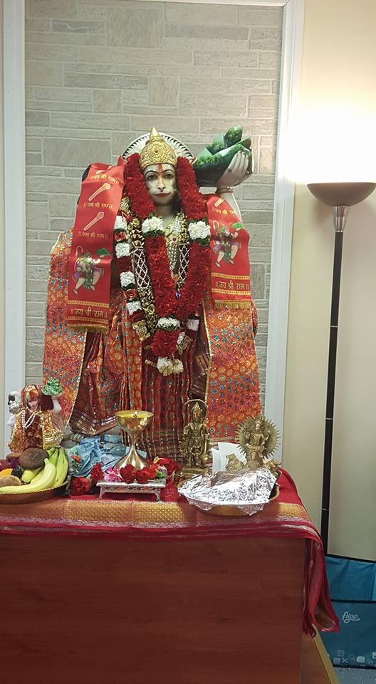 Hanuman Puja & Chalisa